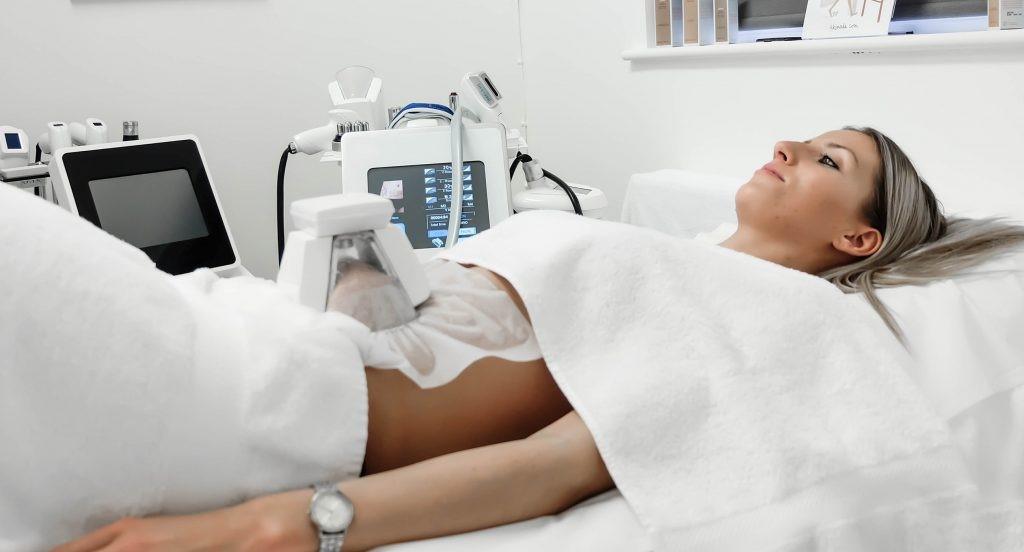 Ultrasound Fat Cavitation Treatment